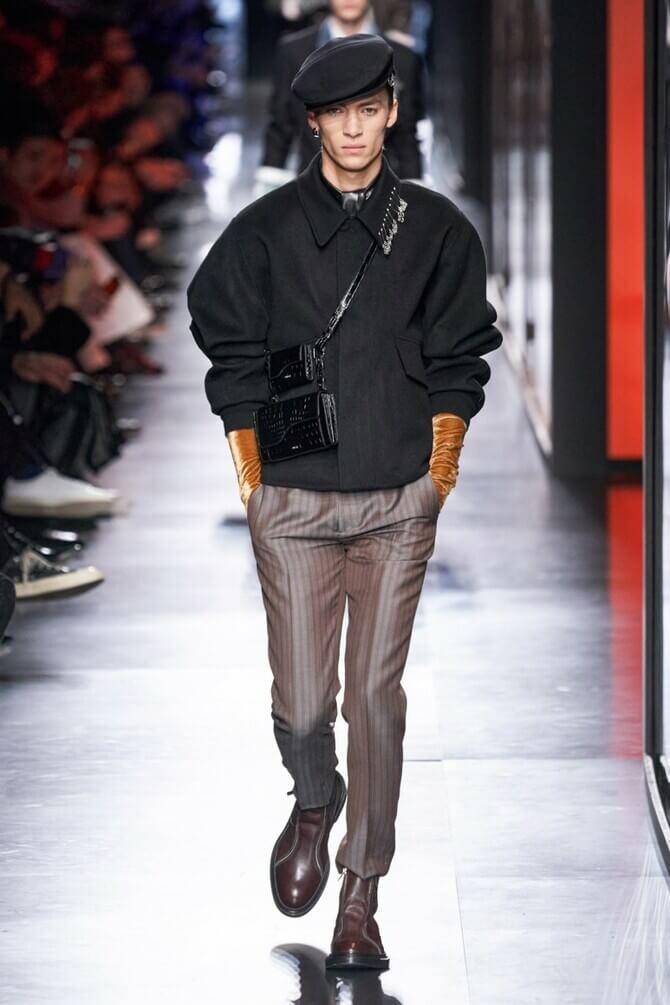 Фланелевые рубашки для мужчин – яркие образы 2020-2021 20