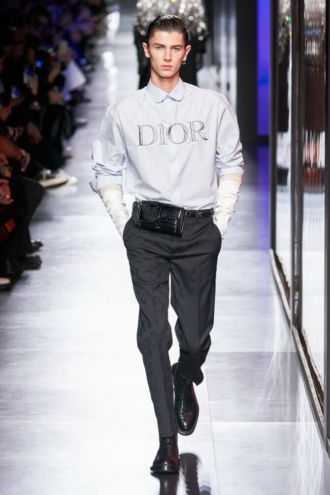 Фланелевые рубашки для мужчин – яркие образы 2020-2021 21