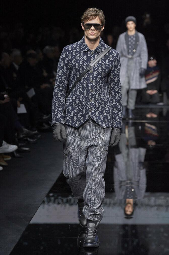 Фланелеві сорочки для чоловіків – яскраві образи 2020-2021 22