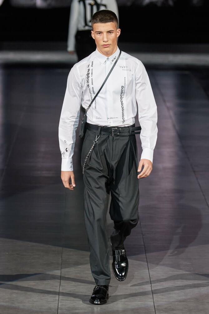 Фланелевые рубашки для мужчин – яркие образы 2020-2021 23