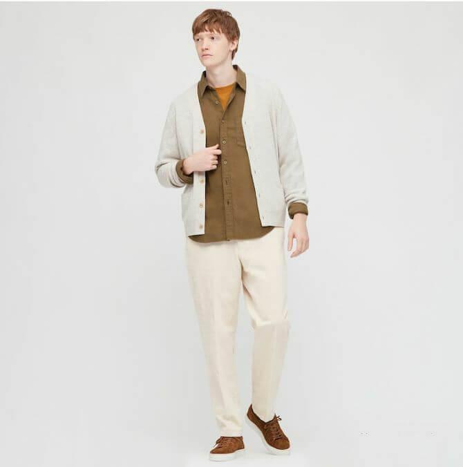 Фланелевые рубашки для мужчин – яркие образы 2020-2021 3