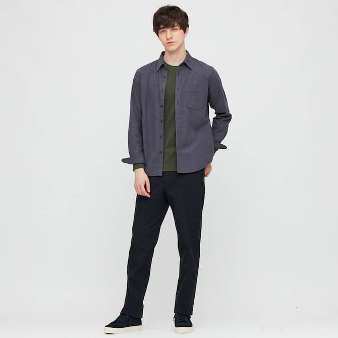 Фланелевые рубашки для мужчин – яркие образы 2020-2021 4