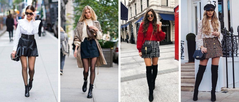 Какую юбку мини выбрать на осень 2020?