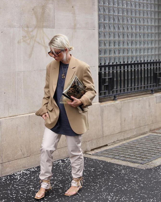 З чим носити жакет – сміливі поєднання 18