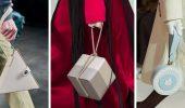 Геометрические сумки — хит сезона 2020-2021