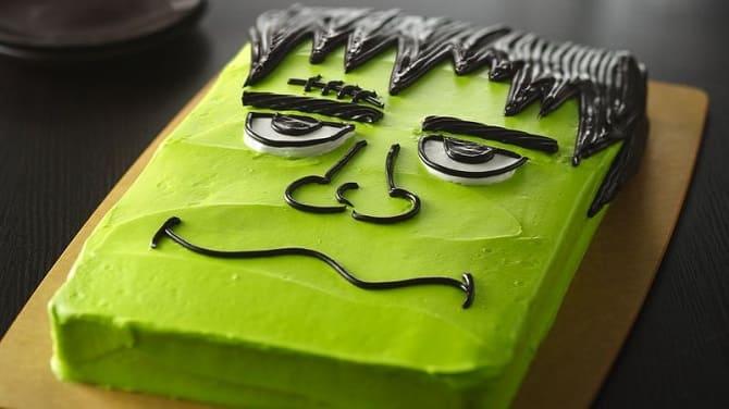 Торт на Геловін: варіанти прикрашання «жахливого» десерту 5