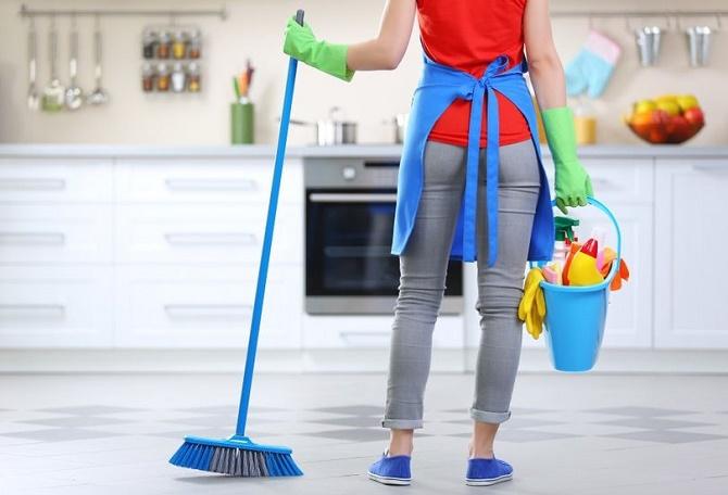 Как содержать дом в чистоте и не тратить время на уборку – полезные советы 1