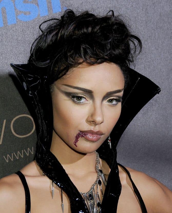 До последней капли крови: самый крутой макияж вампира на Хэллоуин, который можно легко сделать дома – секреты, идеи, фото 3