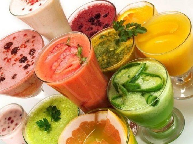 10 лучших витаминных коктейлей для повышения иммунитета: рецепты и свойства 1