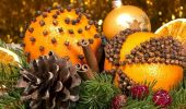 Новорічний декор з мандаринів: 7 незвичайних ідей