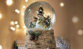 Снежный шар своими руками: как сделать новогоднее чудо