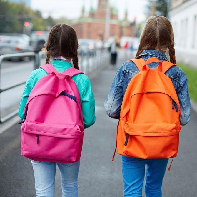 Школьные рюкзаки, которые будут в моде еще 10 лет 1