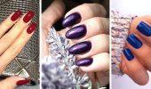 Однотонний манікюр 2020-2021: кращі кольори та нейл-дизайни, 50 ідей крутих нігтиків