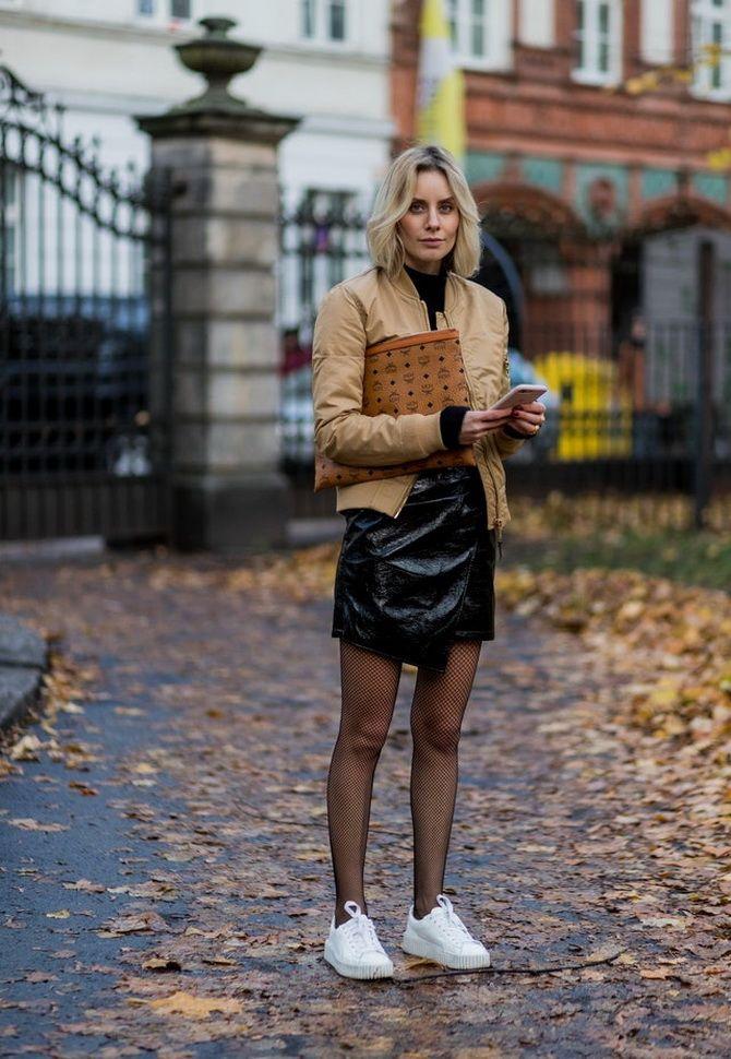 Модні колготки: поради, як підібрати під свій стиль 2