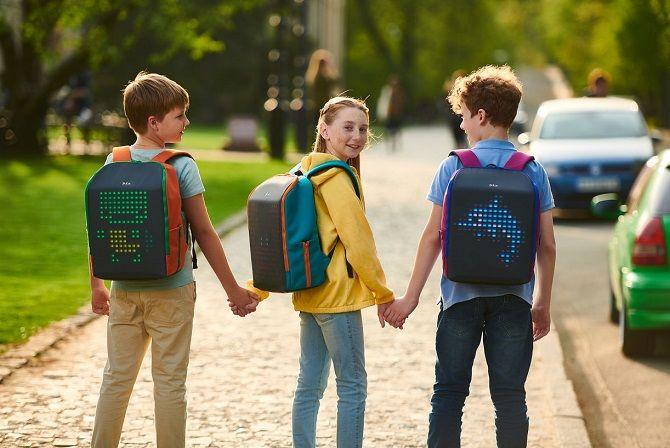 Школьные рюкзаки, которые будут в моде еще 10 лет 2