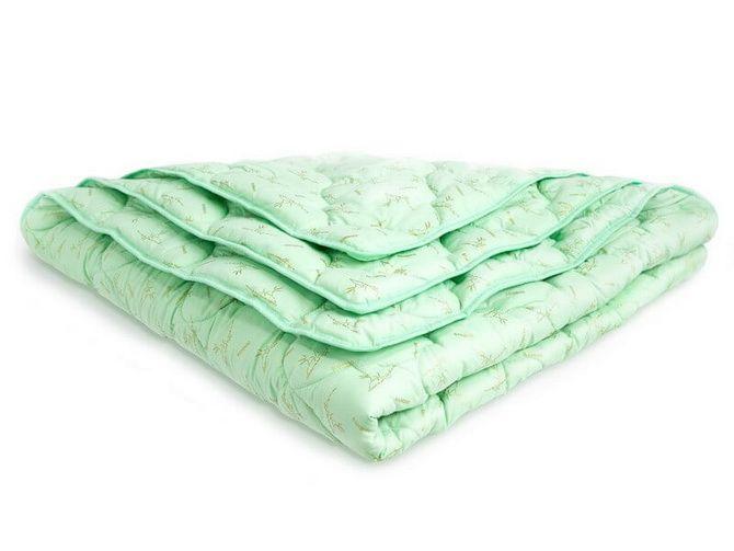 Обзор детских одеял на зиму 3