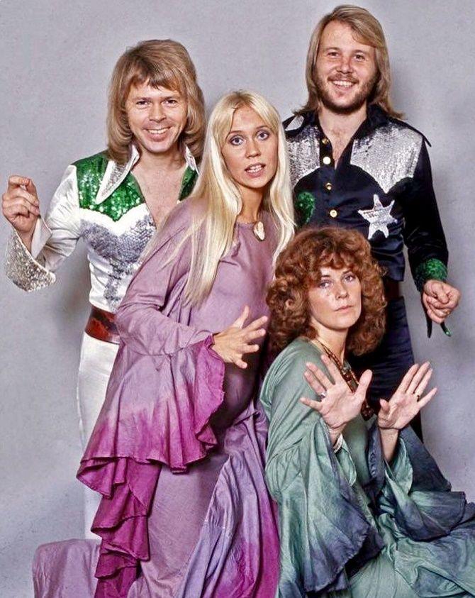 Happy New Year: в чем секрет легендарной новогодней песни группы ABBA 3