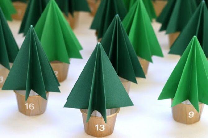 Адвент-календар своїми руками для дітей: кращі ідеї з прикладами 6