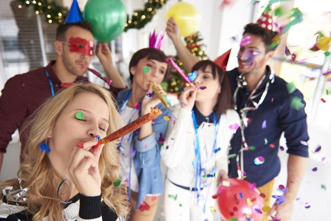 Конкурсы на Новый год: что придумать, во что поиграть? 13