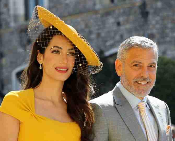 Джордж Клуні та Амаль Аламуддін