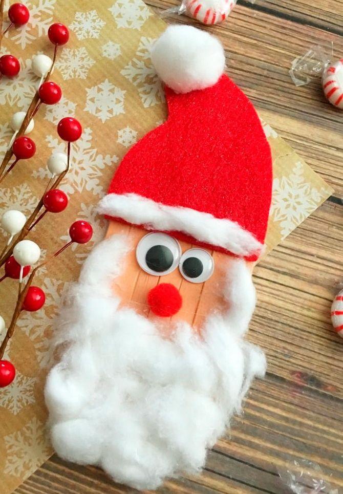 Дед Мороз своими руками: ТОП-5 лучших мастер-классов 2021 года 19
