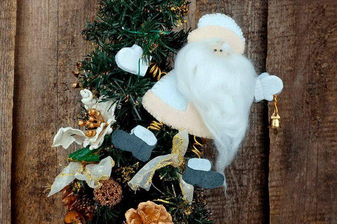 Дед Мороз своими руками: ТОП-5 лучших мастер-классов 2021 года 6