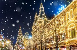 Куда поехать на Новый год 2021 в России: лучшие идеи для доступного отдыха