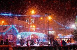 Куда поехать на Новый год 2021 в Украине: направления, маршруты и лучшие идеи