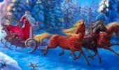 День народження Діда Мороза – кращі привітання