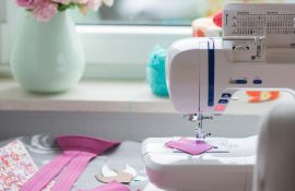 Шьем на швейной машинке – полезные советы