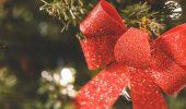 Как красиво завязать рождественский бант – мастер-класс для создания новогоднего декора