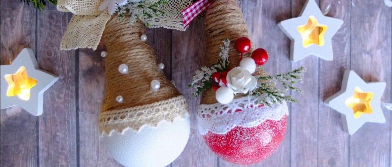 Ялинкові іграшки з лампочок: створюємо новорічний настрій