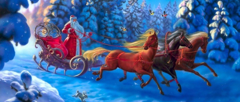 День рождения Деда Мороза – лучшие поздравления