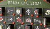Адвент-календарь своими руками для детей: лучшие идеи с примерами