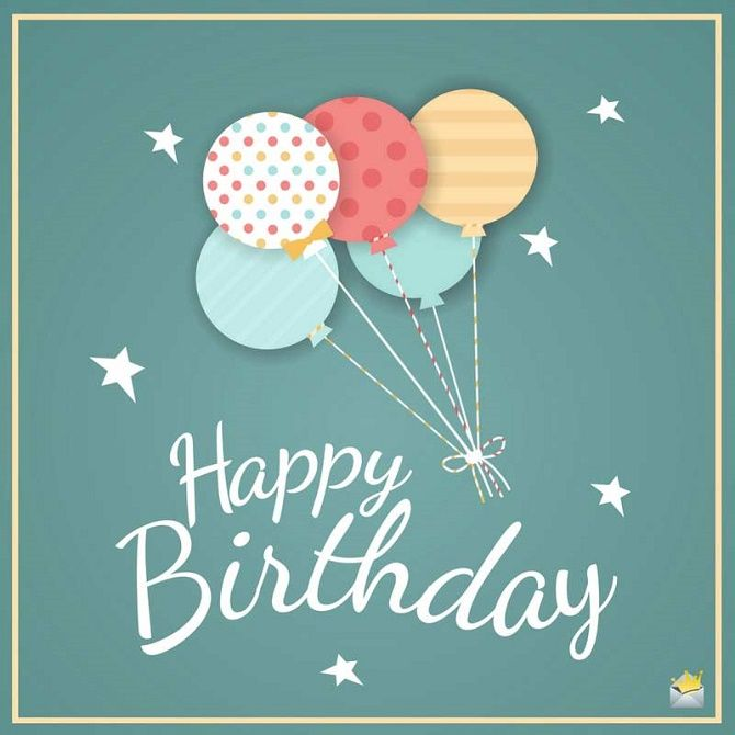 Colorful happy birthday cards and greetings to a woman with images, poems and prose 3