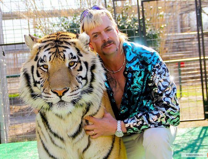 Полосатые хищники: лучшие фильмы о тиграх 8
