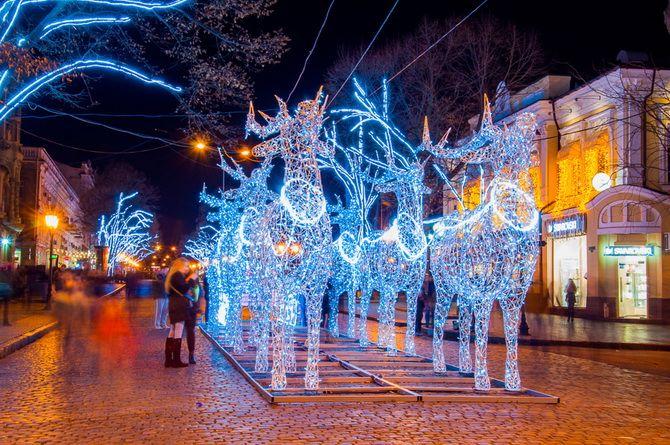 Куди поїхати на Новий рік 2021 в Україні: напрями, маршрути і найкращі ідеї 10