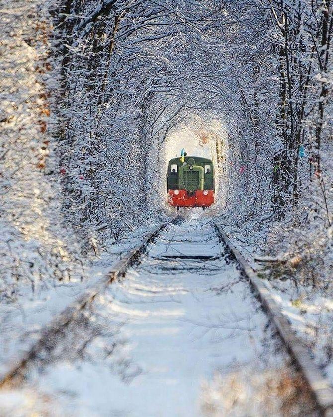 Куди поїхати на Новий рік 2021 в Україні: напрями, маршрути і найкращі ідеї 9