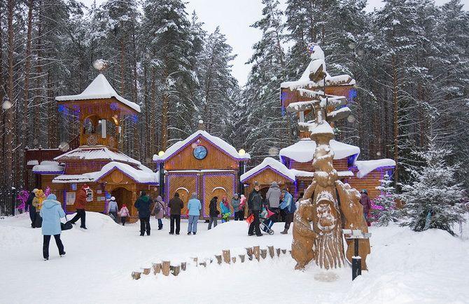 Куда поехать на Новый год 2021 в России: лучшие идеи для доступного отдыха 9