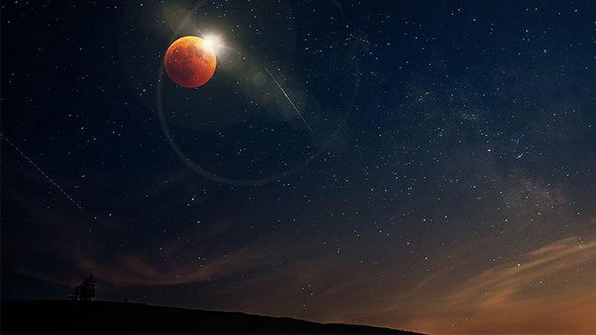 Лунное затмение в ноябре 2020: чего опасаться в этот период 4