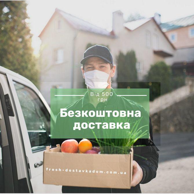 Доставка продуктів – оптимальне та безпечне рішення під час карантину 1