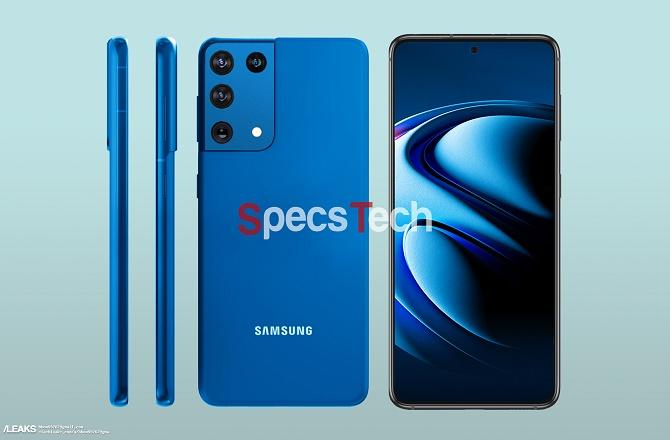 Samsung Galaxy S21 Ultra: нові фотографії розкрили всі колірні варіанти флагманського смартфона 1