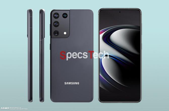 Samsung Galaxy S21 Ultra: нові фотографії розкрили всі колірні варіанти флагманського смартфона 2