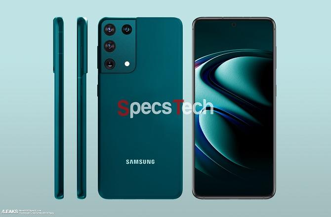 Samsung Galaxy S21 Ultra: нові фотографії розкрили всі колірні варіанти флагманського смартфона 3