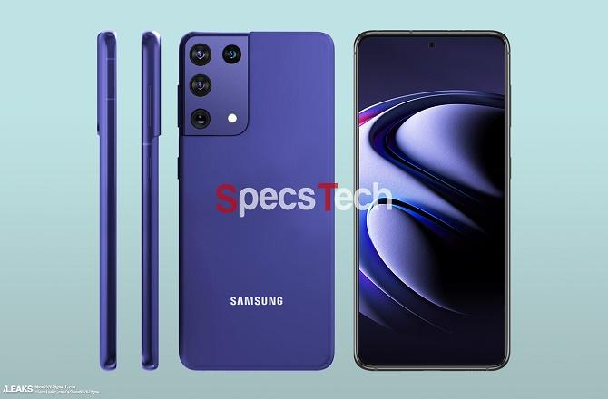 Samsung Galaxy S21 Ultra: нові фотографії розкрили всі колірні варіанти флагманського смартфона 4