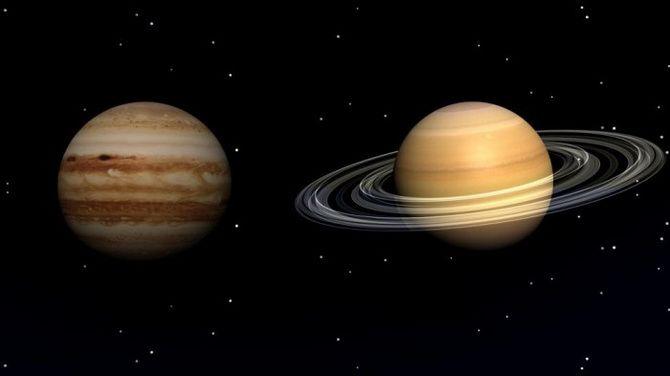 Велике з'єднання Юпітера і Сатурна: що воно принесе людству? 4