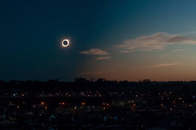 Сонячне затемнення 14 грудня 2020: що воно принесе людству 2