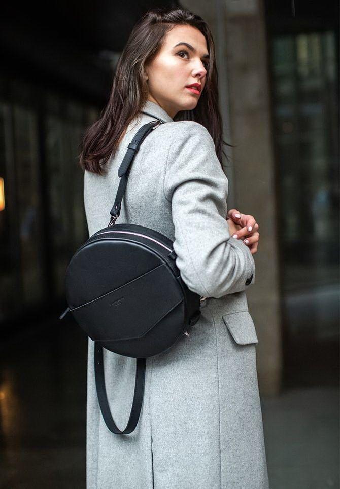 Модний жіночий рюкзак: як вибрати і з чим носити 14