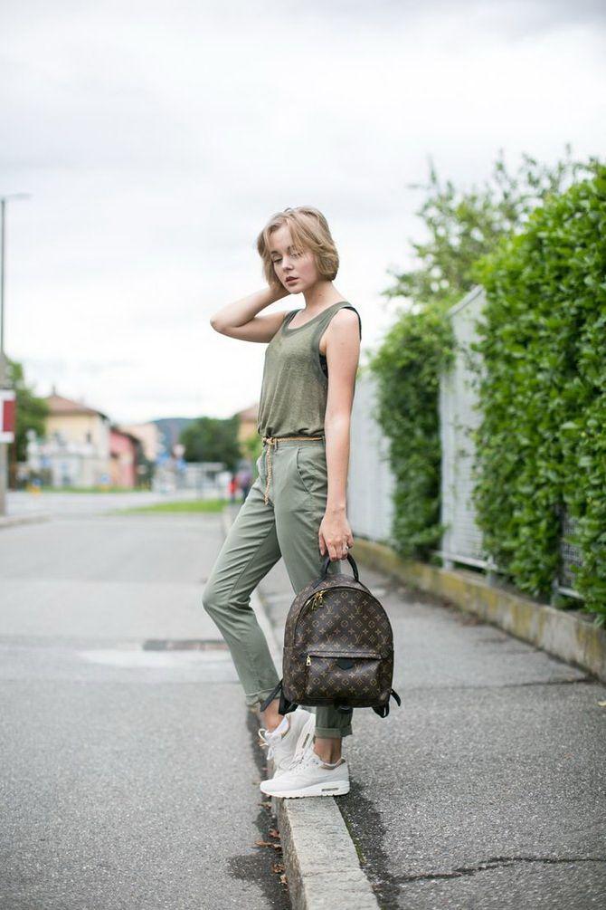 Модний жіночий рюкзак: як вибрати і з чим носити 17