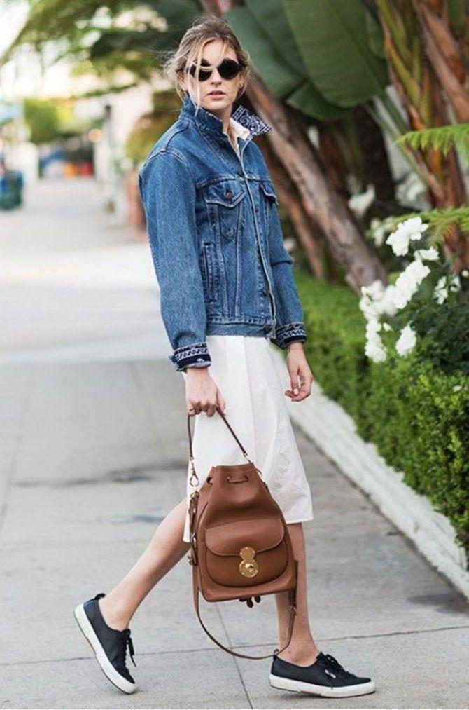 Модний жіночий рюкзак: як вибрати і з чим носити 21